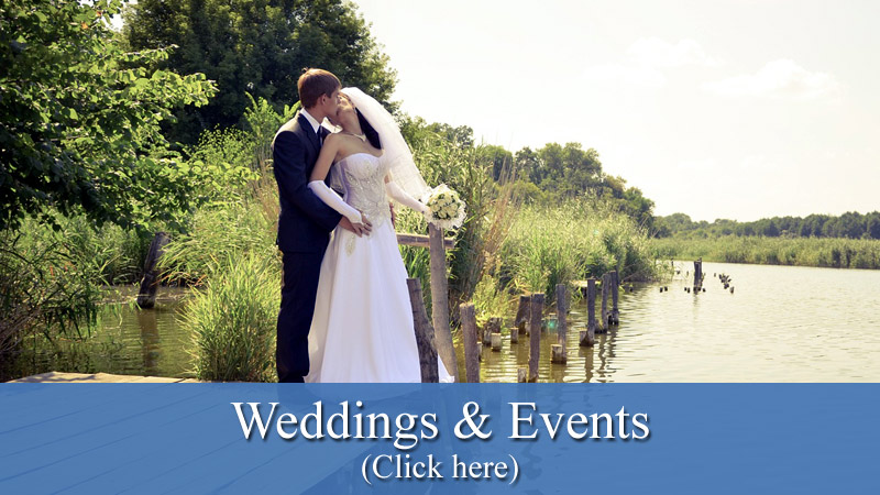 weddings events
